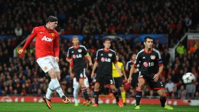 Manchester United vs Bayer Leverkusen.
