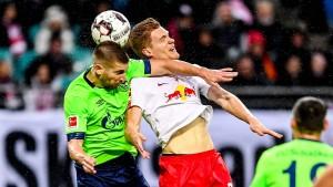 Schalke trifft das Tor nicht mehr