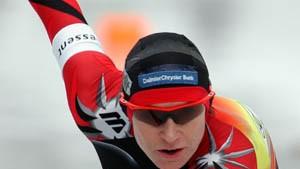 Friesinger geschlagen - Garbrecht-Enfeldt Weltcup-Siegerin