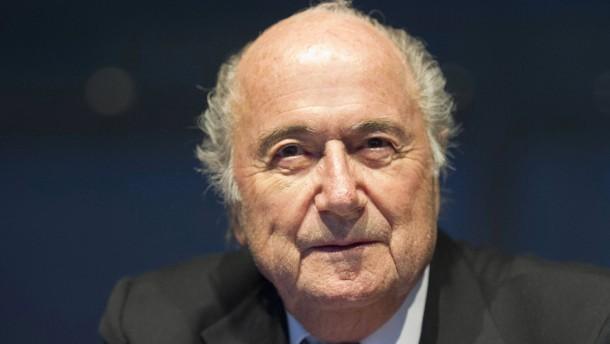 Afrika wählt Blatter