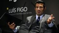 Auch Figo zieht zurück