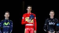 Contador gewinnt Vuelta, Degenkolb verteidigt Grün