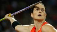 Die Europameisterin von 2010, Linda Stahl, fährt zuversichtlich nach Rio.