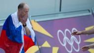 Wurde im Januar des Dopings überführt: Der Geher Sergei Kirdjapkin – der einzige russische Dopingsünder ist er nicht