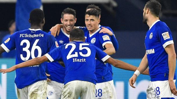Das neue Selbstvertrauen von Schalke 04
