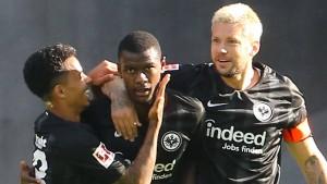 Eine Befreiung für Eintracht Frankfurt