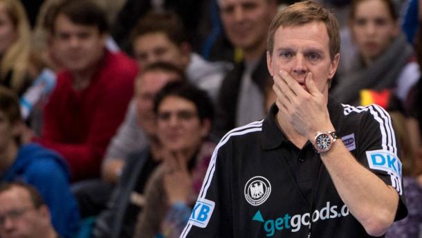 """Handballer glauben nicht an """"Wunder"""""""