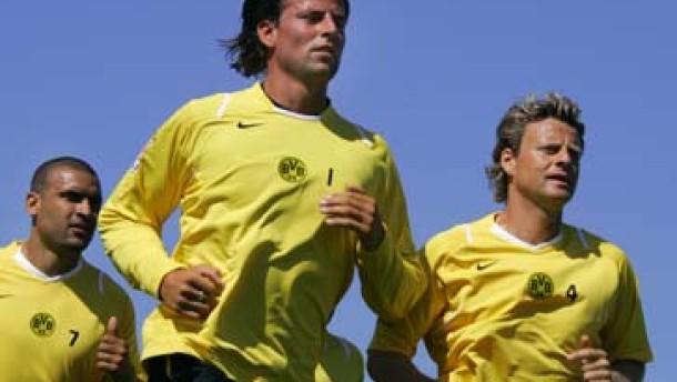 BVB leiht Buckley nach Basel aus