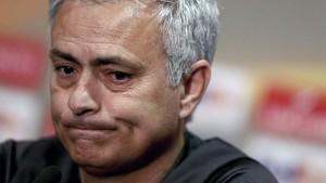 Nach Ronaldo nun auch Mourinho