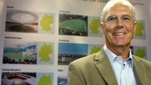 "Beckenbauer: ""Wir scheiden doch nicht gegen Kamerun aus"""