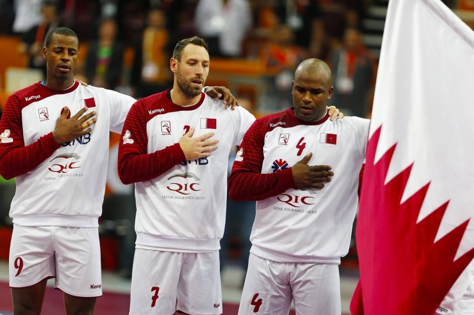 qatar handball kader
