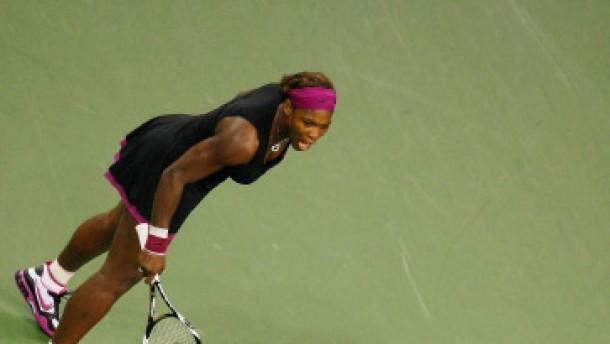 Serena Williams sorgt für Eklat - und verliert