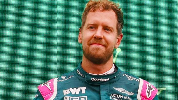 Vettel-Team zieht Einspruch gegen Strafe zurück