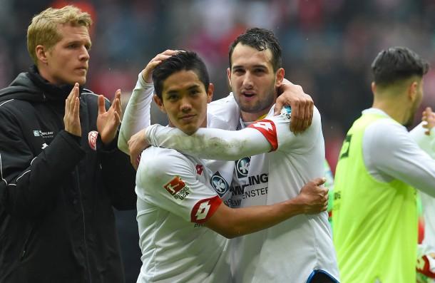 Bild Zu 1 Fsv Mainz 05 Trifft Auf Hsv In Bundesliga Abstiegskampf