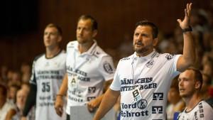 Flensburger Handballer sollen zeitgleich an zwei Orten spielen