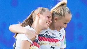 Deutschland ist schon Weltmeister – im Laufen