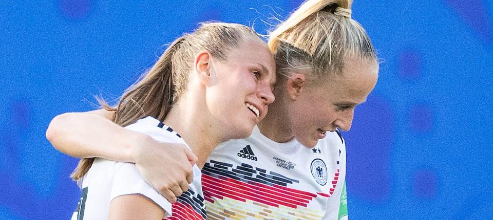 Frauen Wm Deutschland Ist Schon Weltmeister Im Laufen