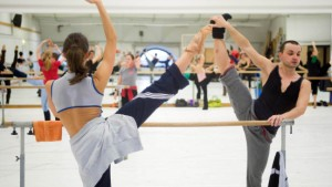 Im Ballett-Training funktioniert Demokratie nicht