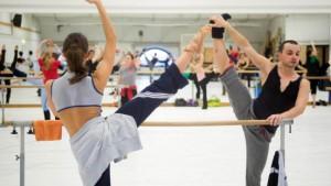 """""""Im Ballett-Training funktioniert Demokratie nicht"""""""