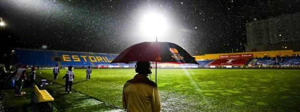 Speilabbruch wegens Regens: In Estoril geht nichts mehr zur Pause