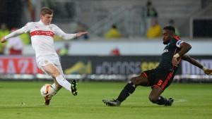 Stuttgart gewinnt das Spiel der 1001 Torchancen