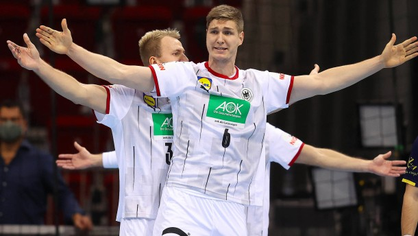 Corona-Fall im Handballteam
