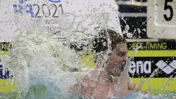 Weltrekord für Peaty