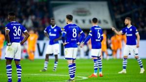 Die Schalker Talfahrt geht weiter