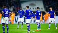 Die Königsblauen aus Schalke kassierten eine deutliche Niederlage.