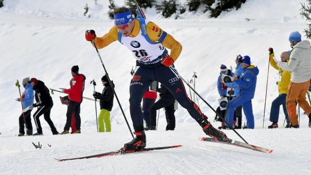 Schempp und die vielen Biathlon-Baustellen