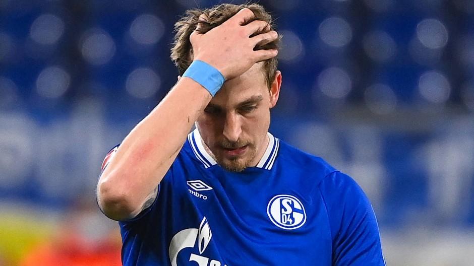 Der Abstieg droht: Schalke 04 steckt tief im Schlamassel.