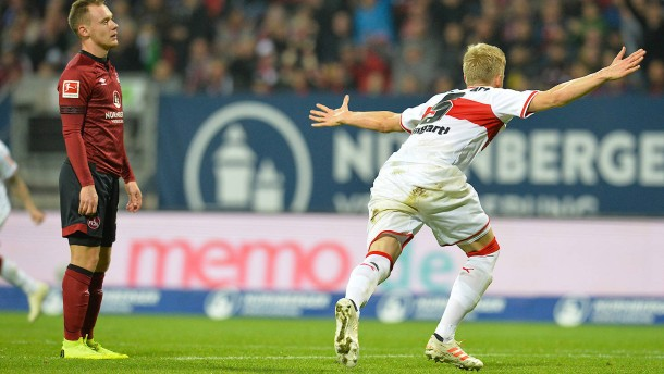 Der VfB stürzt glücklich auf Rang 18 ab
