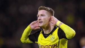 Dortmund lässt sich auf das Kräftemessen ein