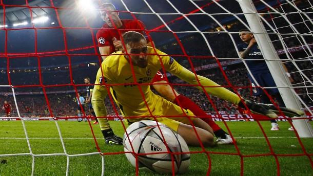 Bayern Atletico Tore