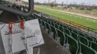 Streitfall: Die ehemalige Frankfurter Galopp-Rennbahn, auf der der DFB seine Fußball-Akademie bauen will