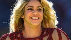 Skandalöses Plakat gegen Shakira