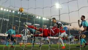 Ronaldo rettet Nimbus von Juventus