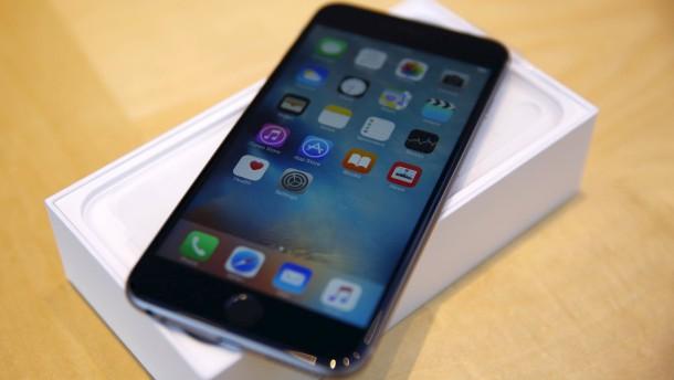 Apple verkauft 48 Millionen iPhones