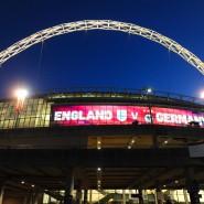 Endspielort 2020? Das Wembley-Stadion könnte von einem taktischen deutschen Verzicht profitieren