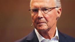 Vorwürfe gegen Beckenbauer und Co. bei Fifa verjährt