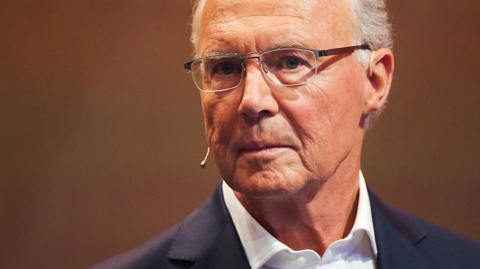 Franz Beckenbauer hat vom Fußball-Weltverband Fifa nichts mehr zu befürchten.