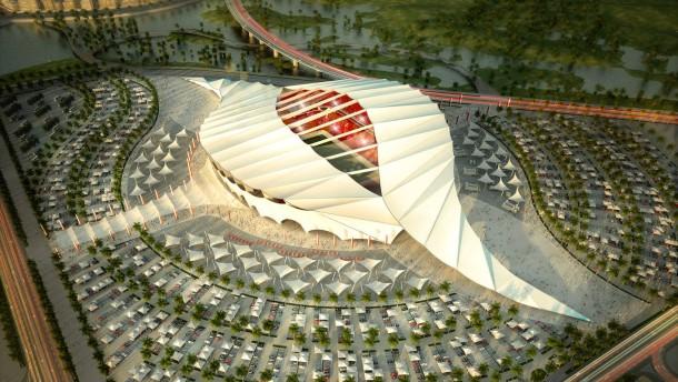 Verlieren Russland und Qatar nun ihre WM?