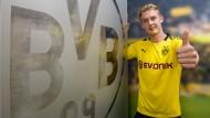 Daumen hoch: Julian Bandt weckt Hoffnungen beim BVB.