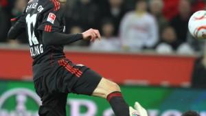 Leichtes Spiel für Leverkusen