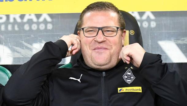 Woher kommt die gute Laune bei der Borussia?