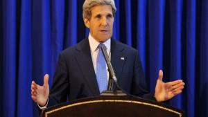 Kerry kündigt neue Friedensgespräche an
