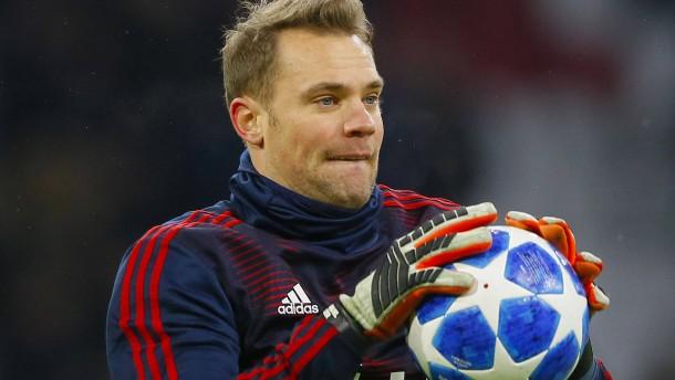 Manuel Neuer Verletzung Aktuell