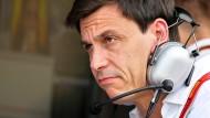"""""""Wir stellen gerade die Weichen für die nächsten zehn Jahre"""": Mercedes-Teamchef Toto Wolff"""