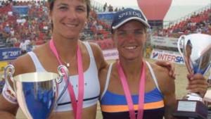 Not-Duo Ahmann/Schmidt gewinnt Bronze