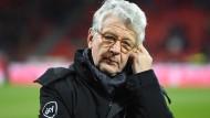 Im Mai ist Schluss bei Sky: Fußball-Kommentator Marcel Reif.